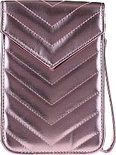 Parfumuri și produse cosmetice Set - Baylis & Harding Cranberry Martini Limited Edition (phone/bag/1pcs + h/cr/50ml + lip/gloss/12ml)
