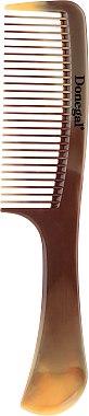 Pieptene de păr 20,5 cm, cafeniu - Donegal Hair Comb — Imagine N1