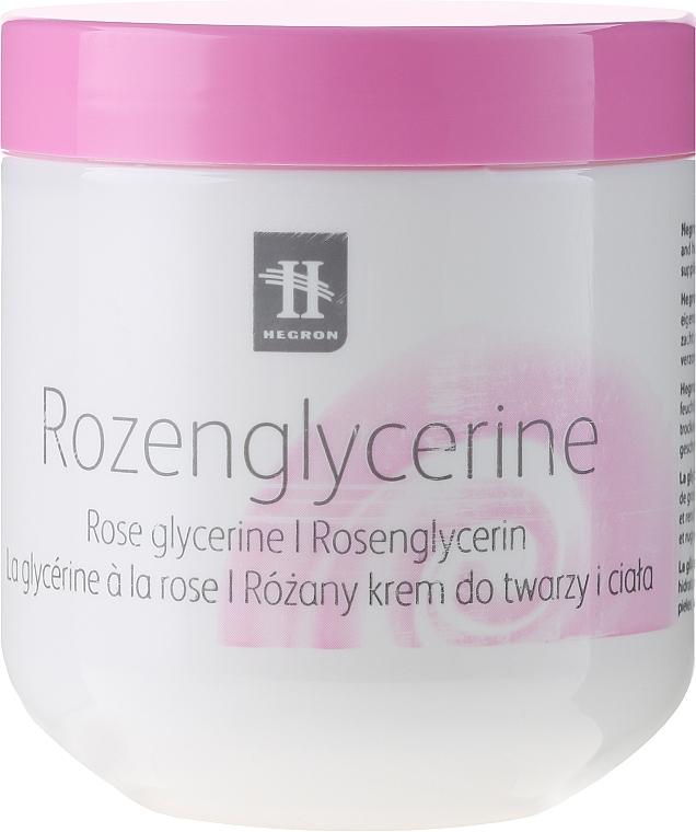 Cremă de corp, cu glicerină - Hegron Body Cream