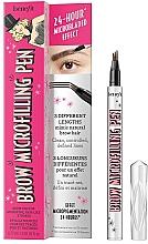 Parfumuri și produse cosmetice Creion pentru sprâncene - Benefit Brow Microfilling Pen