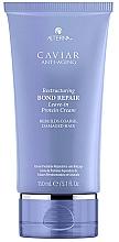 Parfumuri și produse cosmetice Cremă proteică pentru păr, fără spălare - Alterna Caviar Anti-Aging Restructuring Bond Repair Leave-in Protein Cream