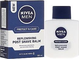 Parfumuri și produse cosmetice Balsam regenerant după ras - Nivea For Men Replenishing After Shaving Balm