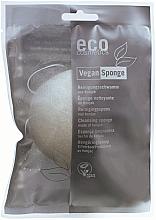 """Parfumuri și produse cosmetice Burete pentru față și corp """"Konnyaku"""" - Eco Cosmetics Cleansing Vegan Sponge Konjac"""