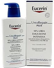 Parfumuri și produse cosmetice Loțiune facială cu extract de uree - Eucerin UreaRepair Plus 10%