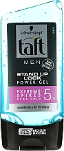 Parfumuri și produse cosmetice Gel de păr - Schwarzkopf Taft Looks Stand Up Look Power Gel Extreme Spikes
