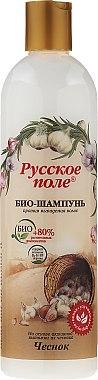 Șampon Bio împotriva căderii părului - Fratti. Câmp din Rusia — Imagine N1