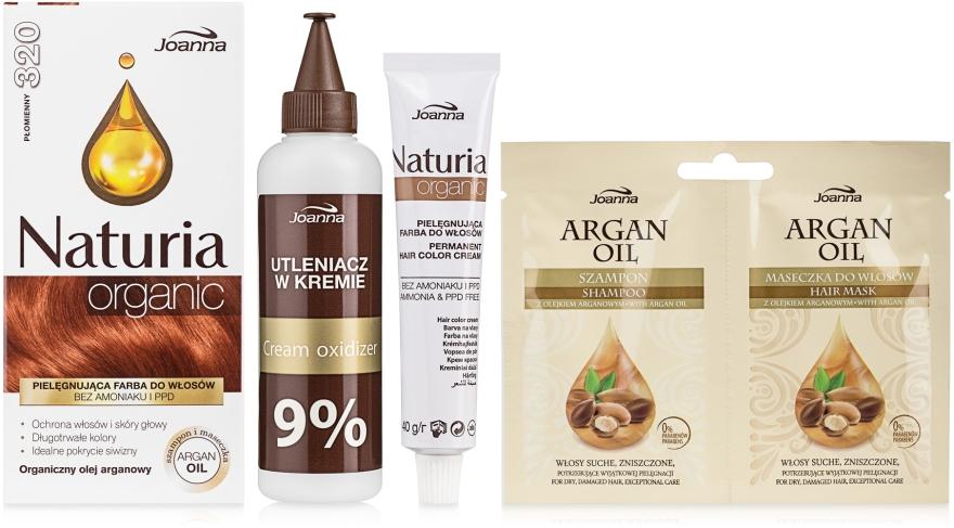 Vopsea de păr - Joanna Hair Color Naturia Organic