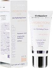 Parfumuri și produse cosmetice Cremă hidratantă pentru ten normal și gras - GlySkinCare Hydrotone Lite Hydrating Cream