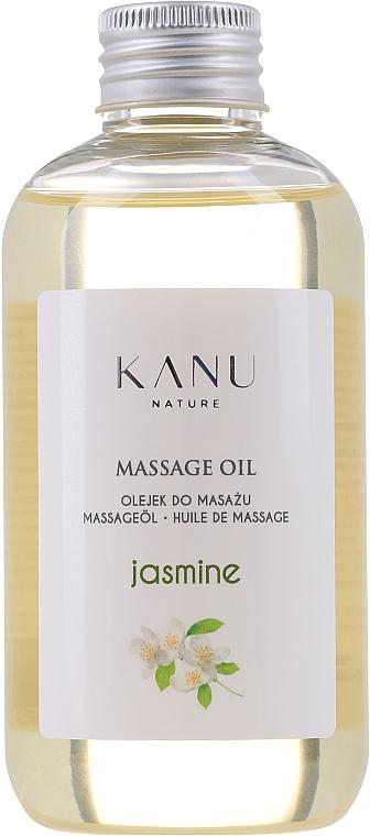 "Ulei de masaj ""Iasomie"" - Kanu Nature Jasmine Massage Oil"