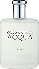 Parfumuri și produse cosmetice Jean Marc Covanni Del Acqua - Apă de toaletă