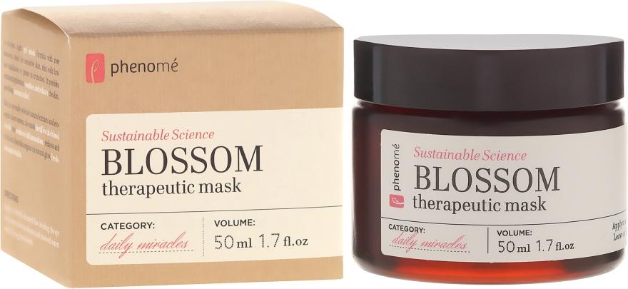 Mască de față - Phenome Blossom Therapeutic Mask — Imagine N1