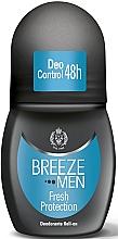 Parfumuri și produse cosmetice Breeze Roll-On Deo Fresh Protection - Deodorant Roll-On