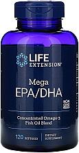 "Parfumuri și produse cosmetice Supliment alimentar ""Omega-3 + Omega-6"" - Life Extension Mera EPA/DHA"
