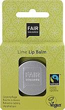 "Parfumuri și produse cosmetice Balsam de buze ""Lime"" - Fair Squared Lip Balm Lime"