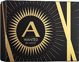 Parfumuri și produse cosmetice Azzaro Wanted By Night - Set (edp/100ml + deo/75ml)