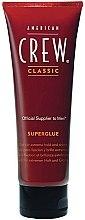 Parfumuri și produse cosmetice Gel pentru fixare puternică - American Crew Classic Superglue Gel