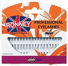 Parfumuri și produse cosmetice Set Gene false individuale - Ronney Professional Eyelashes 00028