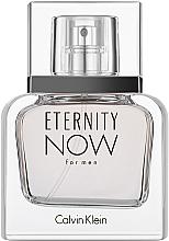 Parfumuri și produse cosmetice Calvin Klein Eternity Now - Apa de toaletă