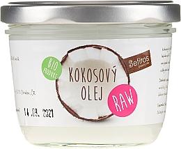 Духи, Парфюмерия, косметика Натуральное кокосовое масло - Sefiros Organic Raw Coconut Oil