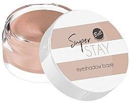 Духи, Парфюмерия, косметика База под тени - Bell Super Stay Eyeshadow Base