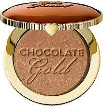 Parfumuri și produse cosmetice Bronzer - Too Faced Chocolate Gold Soleil Bronzer