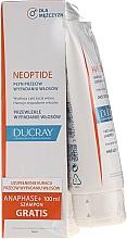 Parfumuri și produse cosmetice Set - Ducray Men Set (shmp/100ml + h/lot/100ml)