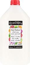 Parfumuri și produse cosmetice Gel pentru dezinfectarea mâinilor - Bluxcosmetics Naturaphy Hand Sanitizer