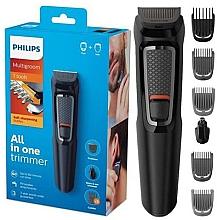 Parfumuri și produse cosmetice Mașină de tuns părul, MG3720 - Philips