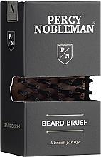 Parfumuri și produse cosmetice Perie pentru barbă - Percy Nobleman Beard Brush