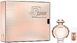 Parfumuri și produse cosmetice Paco Rabanne Olympea - Set (edp/50ml + n/polish/9ml)