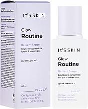 Parfumuri și produse cosmetice Ser facial - It's Skin Glow Routine Radiant Serum