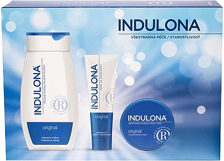 Set - Indulona Original (b/milk/250ml + h/cr/85ml + b/cr/75ml) — Imagine N2