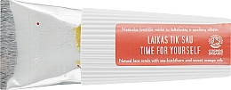 Parfumuri și produse cosmetice Scrub cu extract de cătină și ulei de portocale pentru față - Uoga Uoga Time For Yourself Natural Face Scrub