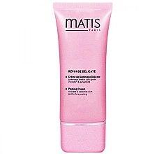 Parfumuri și produse cosmetice Крем-пилинг для лица, век и губ - Matis Peeling Cream Delicate & Sens