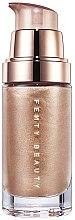 Parfumuri și produse cosmetice Glitter pentru corp - Fenty Beauty Mini Body Lava Luminizer