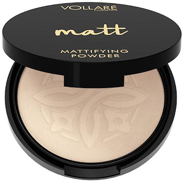 Pudră matifiantă - Vollare Mattifying Face Powder