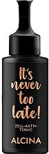 Parfumuri și produse cosmetice Tonic pentu față - Alcina It's Never Too Late Zell-Aktiv Tonic
