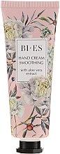 Parfumuri și produse cosmetice Cremă cu extract de aloe vera pentru mâini - Bi-es Smoothing Hand Cream With Aloe Vera Extract