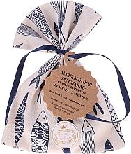 Parfumuri și produse cosmetice Pliculeț aromat, sardine, lavandă - Essencias De Portugal Tradition Charm Air Freshener