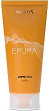 Parfumuri și produse cosmetice Mască de păr - Vitality's Epura After Sun Mask