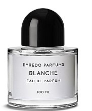Parfumuri și produse cosmetice Byredo Blanche - Apă parfumată (Tester cu capac)