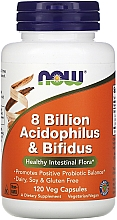 Parfumuri și produse cosmetice Probiotice digestive - Now Foods 8 Billion Acidophilus & Bifidus