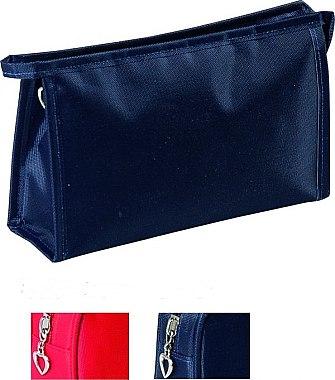 Trusă cosmetică 96136,albastră - Top Choice Simple — Imagine N1