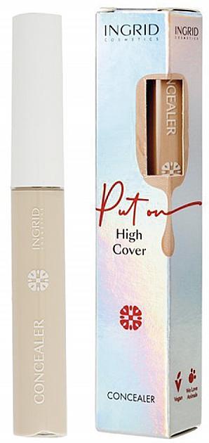 Ingrid Cosmetics Put On High Cover Concealer - Concealer