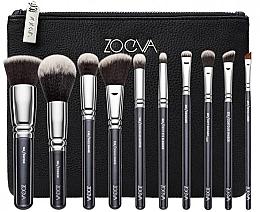 Parfumuri și produse cosmetice Set pensule pentru machia, 10 buc - Zoeva Vegan Prime Set