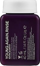 Parfumuri și produse cosmetice Balsam pentru întărirea părului lung - Kevin.Murphy Young.Again.Rinse (mini)