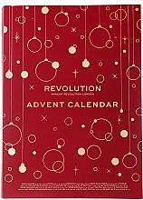 Parfumuri și produse cosmetice Set de machiaj - Makeup Revolution Advent Calendar 2019