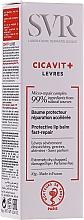 Parfumuri și produse cosmetice Balsam de protecție pentru buze - SVR Cicavit+ Lip Protective Lip Balm Fast-Repair