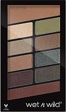 Parfumuri și produse cosmetice Paletă farduri de ochi - Wet N Wild Color Icon 10 Pan Palette