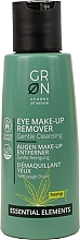 Parfumuri și produse cosmetice Demachiant - GRN Essential Elements Hemp Eye Make-Up Remover